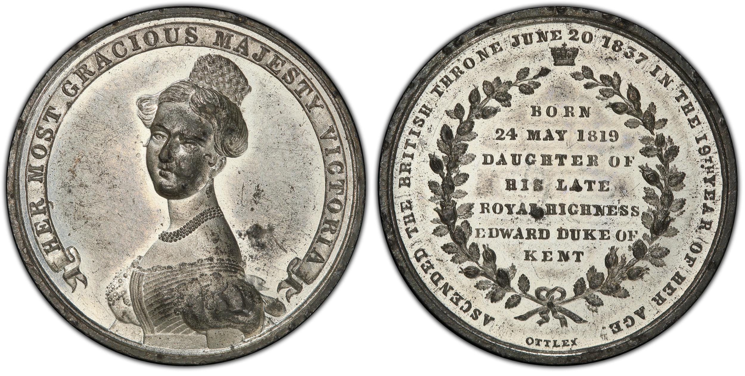 Queen Victorias Coronation, 1837 and Golden Jubilee